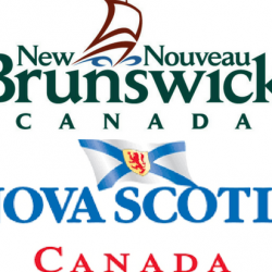 The two Canadian provincial governments of New Brunswick and Nova Scotia