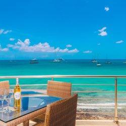 Luxury 2 bedroom beachfront condo, St. Maarten, Caribisch Nederland/Caribbean