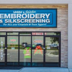 Embroidery Business in Beautiful Kelowna, Canada