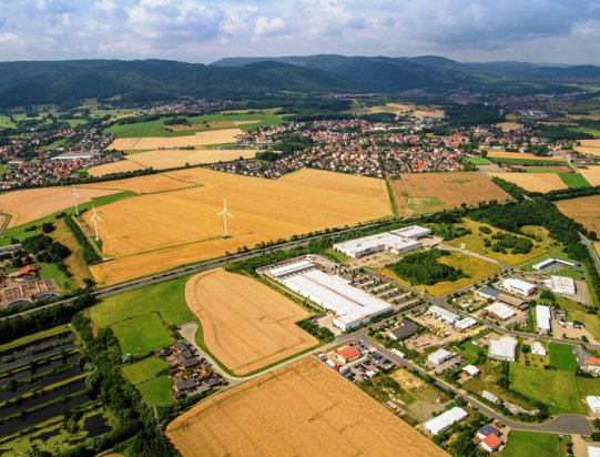1st choice: 397,833 m² in Bad Harzburg-North commercial area - Section II