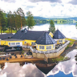 Restaurant and camping site - Sweden