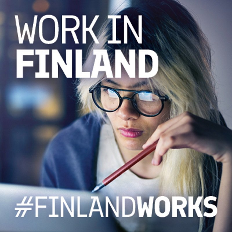 Fullstack Software Developer, Finland