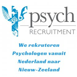 Psychologen / Psychologists - Nieuw Zeeland/ New Zealand